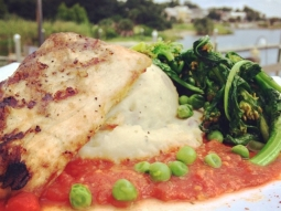 #mahi #lunchtime #yum #fishhousepensacola #seafood