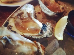 #oyster #night #atlas #downtownpensacola #yum #readysetshuck #shuckit