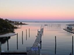 #sunset #fishhousepensacola #pensacola #florida #sunsets #upsideofflorida #downtownpensacola #humpday