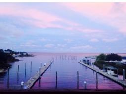 Gorgeous sunset over #PensacolaBay after a rainy day! #fishhousepensacola #upsideofflorida #downtownpensacola #atlas #pensacola #florida #sunset #cloudporn