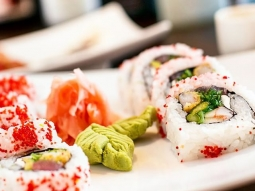 Get your sushi on tonight- join us tonight at Atlas for HALF-PRICE Sushi Night! The guest that orders the: 250th roll will win a $25 gift certificate! 500th roll will win a $50 gift certificate!  #?Atlas #?sushi #?halfpricesushi #?downtownpensacola