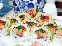SUSHI TIME! Half price sushi at Atlas!!! ????
