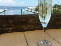Afternoon bubbles ? Come hang out with us tonight! Half Price sushi at Atlas • Close Mill Tucker's live on The Deck at 8 p.m. ??