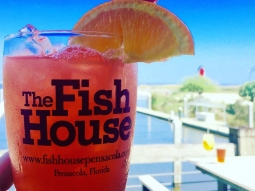 Hurry up 4:00!!!! Are you ready for ladies' night?! $2 drinks for ladies every Wednesday night! #FishhousePensacola #ladiesnight #pensacola #downtownpensacola