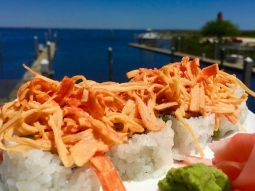 Tonight is Half-Price Sushi Night at Atlas. You're welcome!