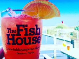Summer in January, we'll take it! Celebrate this amazing weather with us! #pensacola #upsideofflorida #fishhousepensacola #downtownpensacola