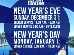 Happy New Year! We want to ring in 2018 with you! Come celebrate at our house!
